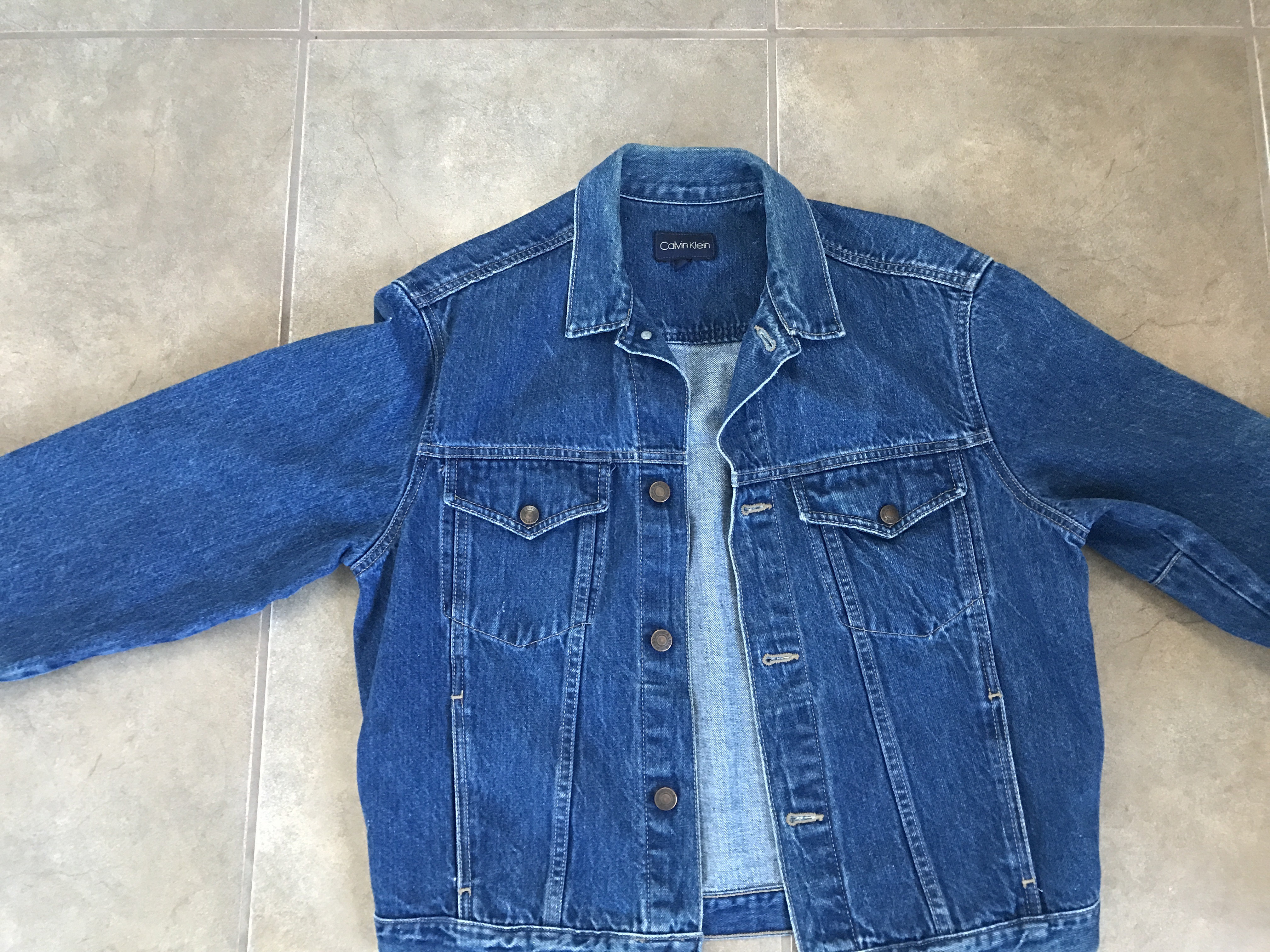 Diy Distressed Denim Jacket Carolinablush